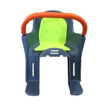 Baby เก้าอี้ติดจักรยานด้านหลัง - สีเทา