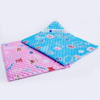 Babi Care ผ้ายางรองกันเปื้อนสำหรับเด็กเกรดดี ขนาดเล็ก ไซด์ S ( แพ็ค 2 )
