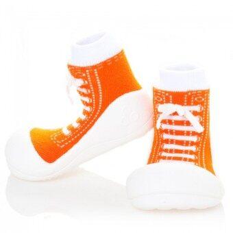 Attipas รองเท้าหัดเดิน รุ่น Sneaker สี Orange Size XL