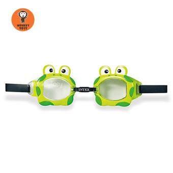 แว่นตาดำน้ำเด็กรูปกบ Frogy Goggles by INTEX