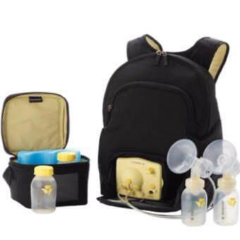 Medela Pump In Style (PIS) Advanced Backpack เครื่องปั๊มนมไฟฟ้า แบบปั้มคู่ (สินค้านำเข้าจากอเมริกา)