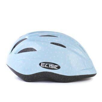 Elise' หมวกจักรยานเด็ก - Blue Star
