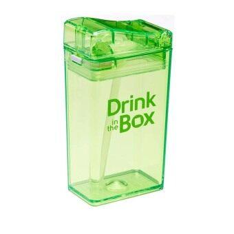 GRACE KIDS กระติกน้ำหัดดื่มสูญญากาศ (สีเขียว)