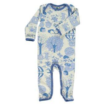 ชุดบอดี้สูท ชุดนอนเด็ก /Baby Suit with landscape
