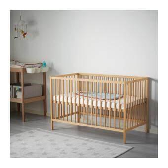 เตียงเด็กอ่อน, ไม้บีช ขนาด 60x120 ซม.(Me time)