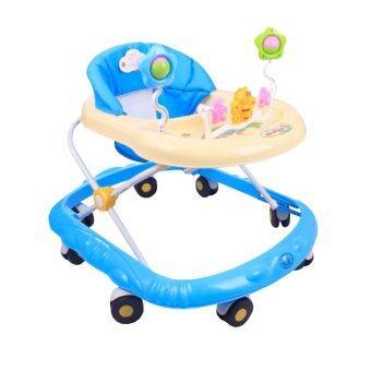 KAKUKI รถหัดเดิน สำหรับเด็กอายุ 1~3 ปี รุ่น SL-AA1 (สีน้ำเงิน)