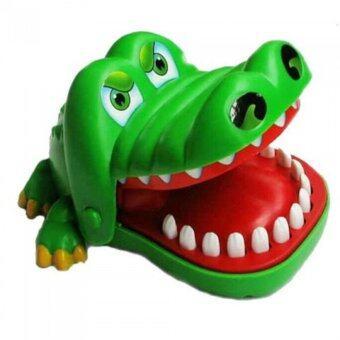 จระเข้งับ Crocodile Dentist