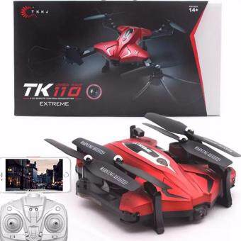 โดรน พับได้ Drone รุ่น Skytech TK110HW ติดกล้อง Wifi FPV (VDO รีวิว)