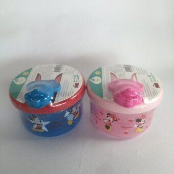 Disney Baby ที่แบ่งนม มิ้กกี้ มินนี่ Mickey & Minnie ( แพ็ค 2 )