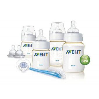 AVENT ชุดทารกแรกคลอด Newborn Starter Set พร้อมขวด PES (BPA Free)