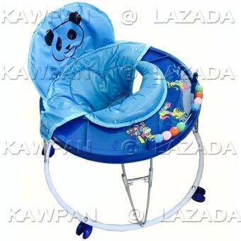 K.baby รถหัดเดิน หมีแพนด้า รุ่น B1 (สีฟ้า)