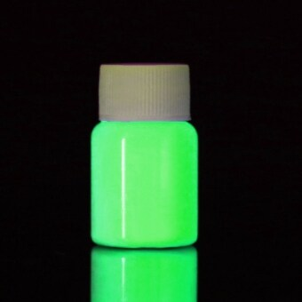 Harga Yika Fluorescent UV Glow Neon Body Paint 20ml (Light Green)