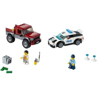 Harga LEGO City 60128 Police Pursuit