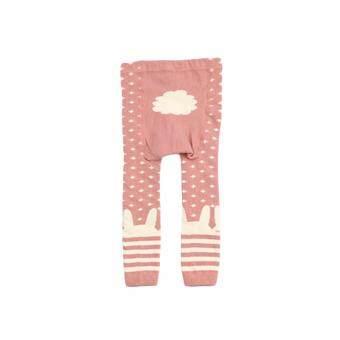 Baby Mamy กางเกงก้นเหลี่ยมสไตล์เกาหลี ลาย เมฆ