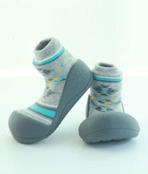 Attipas รองเท้าหัดเดิน รุ่น Nordic สีGrey Size L