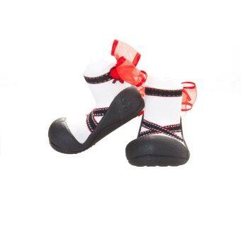 Attipas รองเท้าหัดเดิน รุ่น Ballet สีBlack Size S