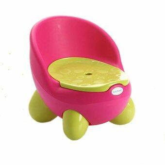 Baby Hood กระโถนนั่งเด็ก (สีชมพู)
