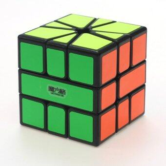 Harga New QiYi Square-1 Puzzle Magic Cube Black and White and Stickerless Learning&Educational Cubo magico Toys