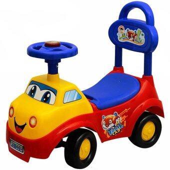 toyzoner รถขาไถ รุ่น 5515 มีเสียงดนตรี - แดง