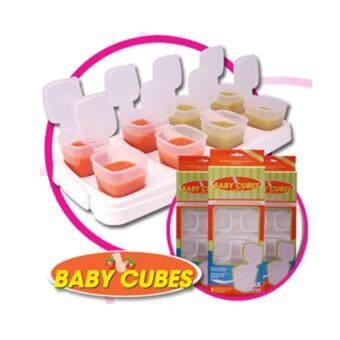 Baby Cubes ขนาด 1 OZ ภาชนะเก็บอาหาร