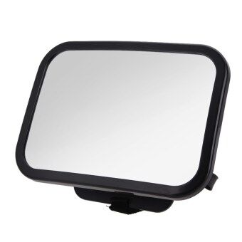 Harga Large AdjusTable Wide View Rear/Baby/Child Seat Car Safety Mirror
