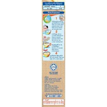 Nestle Cerelac เนสท์เล่ ซีรีแล็ค สูตรผลไม้รวม 250 กรัม (แพ็ค 3) แถมฟรี! ชุดแม่พิมพ์อาหาร (image 4)