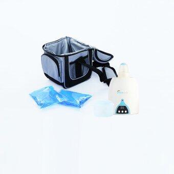 GRACE KIDS กระเป๋าเก็บนมและอาหาร + GRACE KIDS เครื่องอุ่นขวดนม