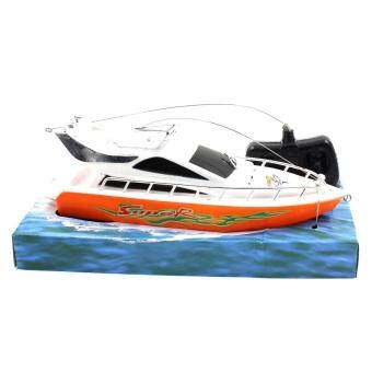 Toon World เรือบังคับรีโมท Remote Control Racing Boat