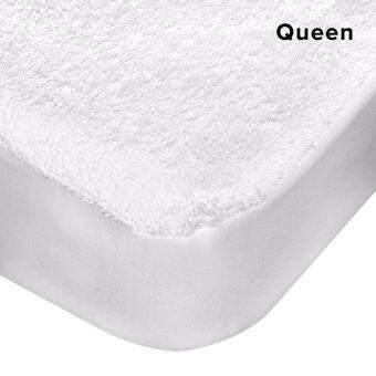 ผ้าปูที่นอนกันน้ำ ป้องกันแบคทีเรีย Queen