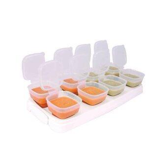 Baby Cubes กล่องเก็บอาหารเสริม แช่แข็ง ขนาด 2 onz /70 ml