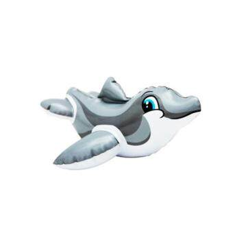 ของเล่นในน้ำ ปลาโลมาเทา Happy Dolphin Water Toys INTEX