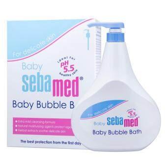SEBAMED BABY BUBBLE BATH 1000 ML.