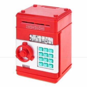 ATM Money Saving กระปุกตู้เซฟออมสิน ATM ดูดแบงค์
