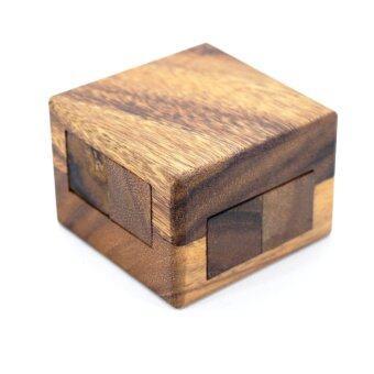 ลิ้นชักเวทย์มนต์ ชุดตัวต่อ (Magic Drawer,Wooden Game)