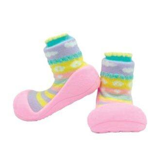 Attipas รองเท้าหัดเดิน รุ่น Attibebe-Pink-AAB01-Pink