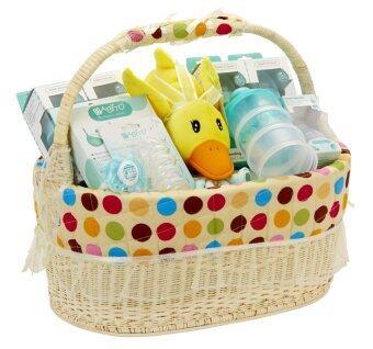 Babito ชุดกระเช้ารับขวัญเด็กแรกเกิด รุ่น Perfect Mom (PM2)