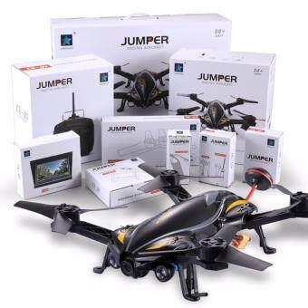 Drone ติดกล้องความละเอียดสูง รุ่น มีจอ ดูภาพ พร้อมระบบถ่ายทอดสดแบบ Realtime(สำหรับแข่ง)