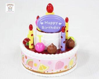 Thaiken เค้กวันเกิด มีเสียงดนตรี Music Birthday Cake