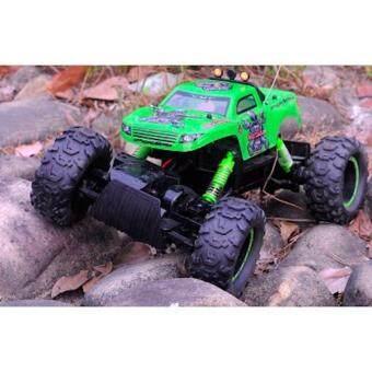 Astro รถไต่หินบังคับวิทยุ Rock Crawler King 4WD 1:12 (สีเขียว)