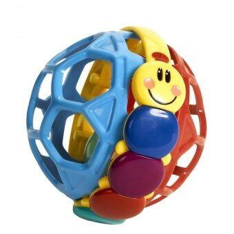Baby Einstein รุ่น Bendy Ball ลูกบอลเสริมสร้างพัฒนาการ และฝึกกล้ามเนื้อ