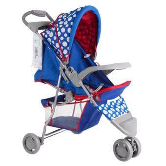 GRACE KIDS รถเข็นเด็กสามล้อ รุ่น Cosy (สีน้ำเงิน)
