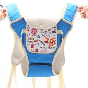 ร้อนขายหลาย Fuctional บ่าแบกกระเป๋าเป้เด็กที่มีตัวเลขสีฟ้า (image 3)