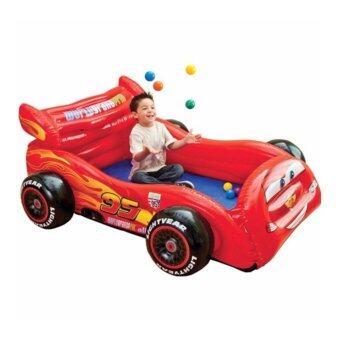 Disney Cars Ball Pit , Age3+ บ้านบอลเป่าลม ที่นอนเป่าลม ลายคาร์ ดีสนีย์แท้ ลิขสิทธิ์แท้