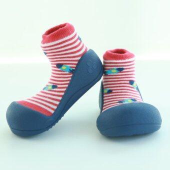 Attipas รองเท้าหัดเดิน รุ่น UFO สี Red Size M