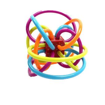 Hengsong ตุ๊กตา Winkel ปลุกและกระตุ้นกิจกรรมของเล่นของขวัญของเล่นเด็กยางกัด