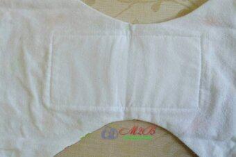 Mum2baby กางเกงผ้าอ้อมผ้าสาลู