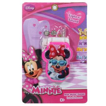 Disney ของเล่น โทรศัพท์ โทรศัพท์มือถือมินนี้เม้าส์ Minnie Mouse Mobile Phone MN9627