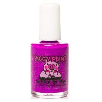 Piggy Paint ยาทาเล็บไร้สารเคมี สำหรับเด็กและคุณแม่ตั้งครรภ์โดยเฉพาะ PE123 (Groovy Grape)