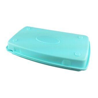 GRACE KIDS เซทแปรงล้างขวดนมเซท5ชิ้น (สีฟ้า) พร้อมแปรงล้างจุกนมแบบหัวซิลิโคนและที่ตากขวดนมแบบพกพา (image 3)