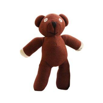 Harga Cosplay Mr. Bean Teddy Bear Plush Toy Doll (Brown)